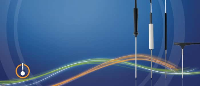 RTD Insertion probes