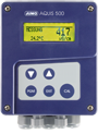JUMO Aquis 500 AS - Display Device / Controller for Standard Signals