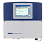 JUMO AQUIS touch S - Modular Multichannel Measuring Device for Liquid Analysis with Integrated Controller and Paperless Recorder (202581)