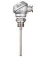 Screw-In Thermocouples with Form J Terminal Head (901030)